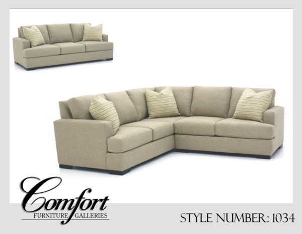 Sofas & Sectionals-1034