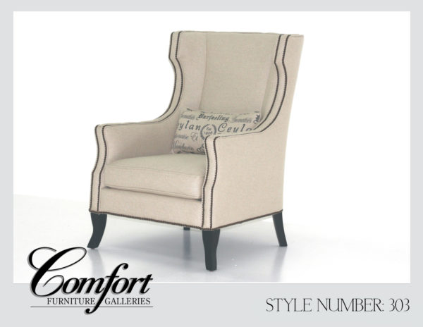 Wingback Chairs-303