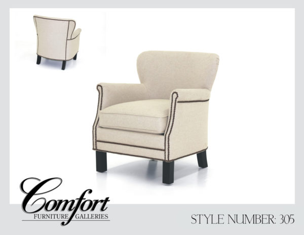 Wingback Chairs-305