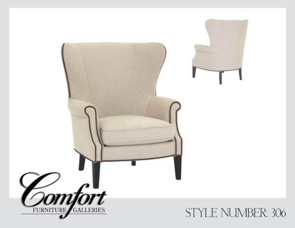 Wingback Chairs-306