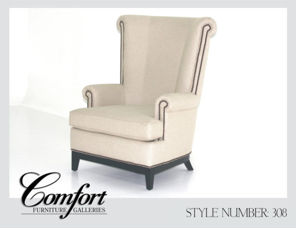 Wingback Chairs-308