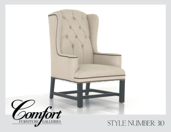 Wingback Chairs-310