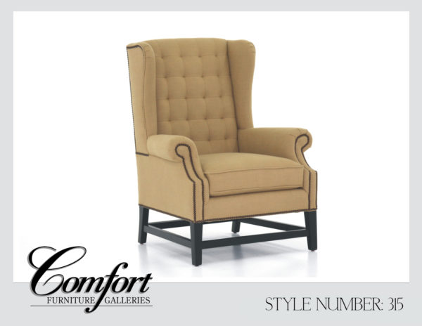 Wingback Chairs-315