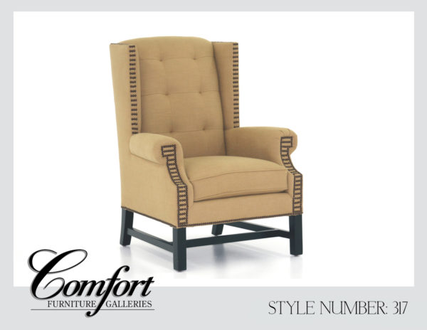 Wingback Chairs-317