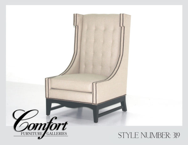 Wingback Chairs-319