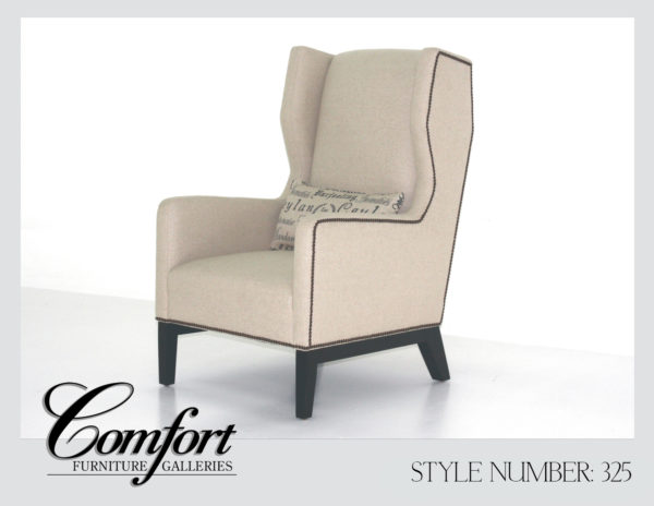 Wingback Chairs-325