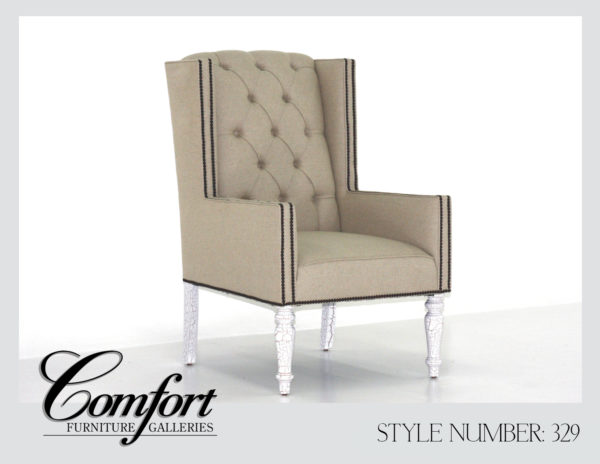 Wingback Chairs-329