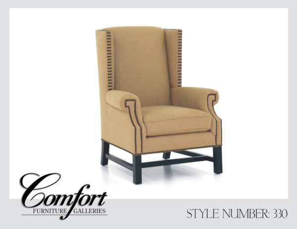 Wingback Chairs-330