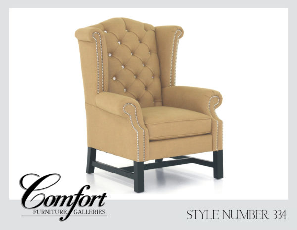 Wingback Chairs-334