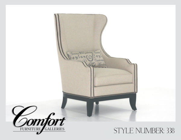 Wingback Chairs-338