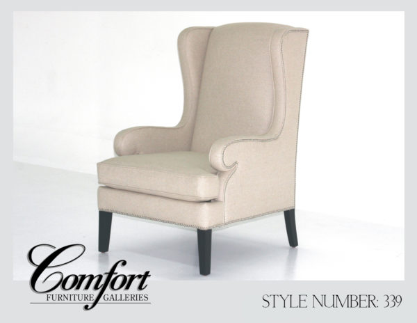 Wingback Chairs-339