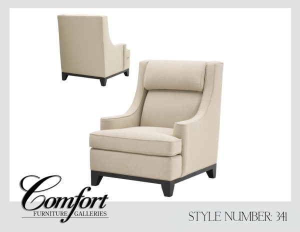 Wingback Chairs-341