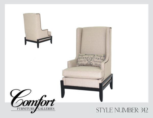 Wingback Chairs-342