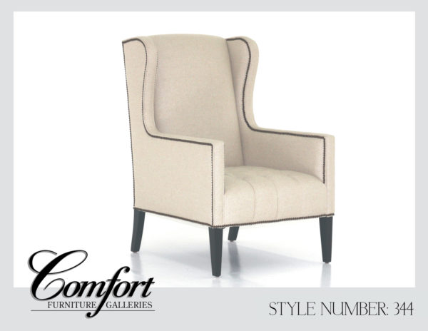 Wingback Chairs-344