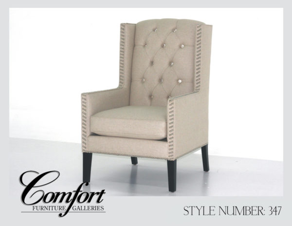 Wingback Chairs-347