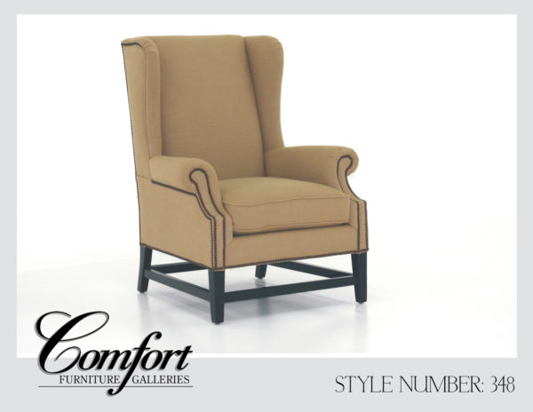Wingback Chairs-348