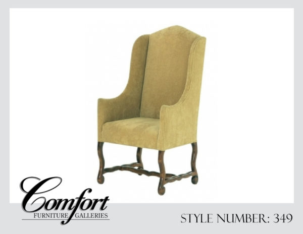 Wingback Chairs-349