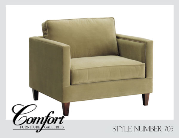 Accent Chairs-705