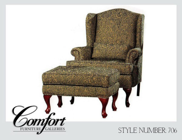 Accent Chairs-706