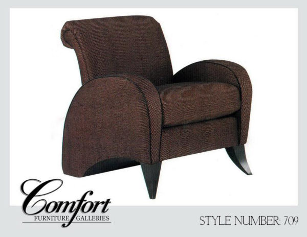 Accent Chairs-709