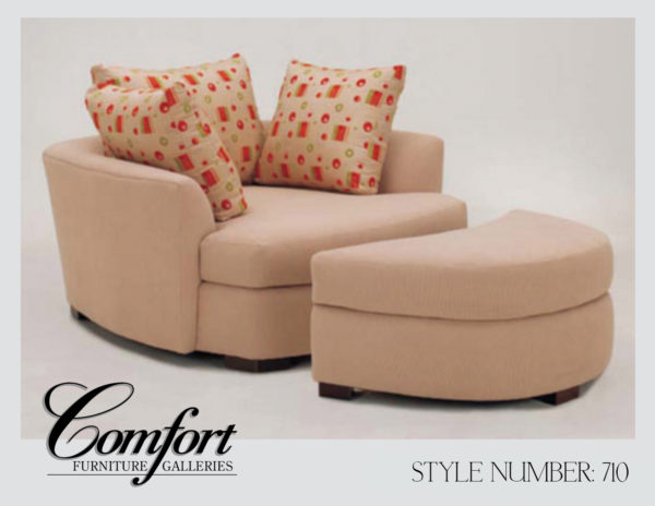 Accent Chairs-710