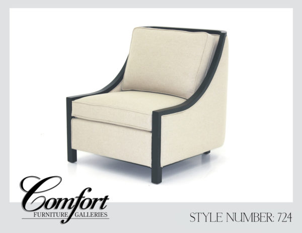Accent Chairs-724