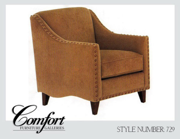 Accent Chairs-729