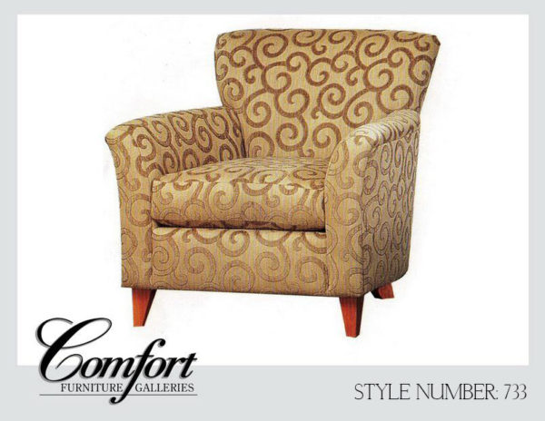 Accent Chairs-733