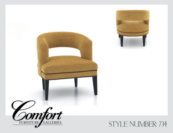 Accent Chairs-734