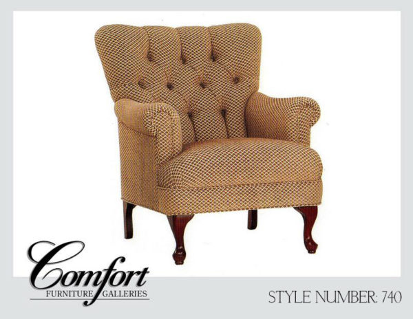 Accent Chairs-740