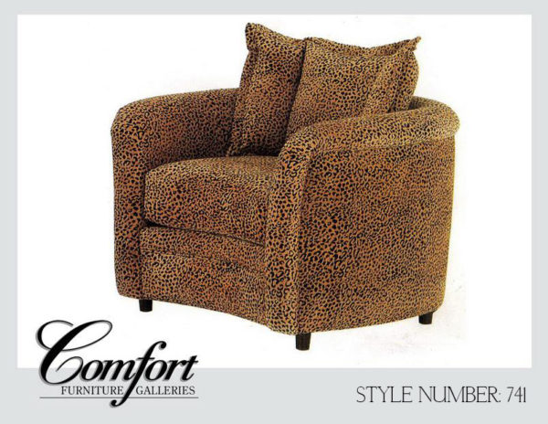 Accent Chairs-741