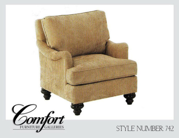 Accent Chairs-742