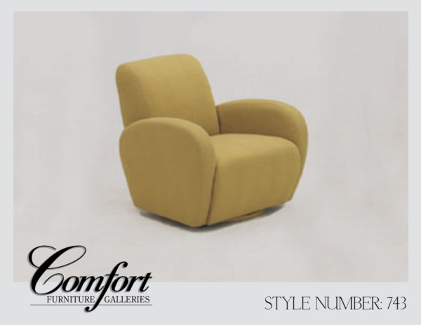 Accent Chairs-743