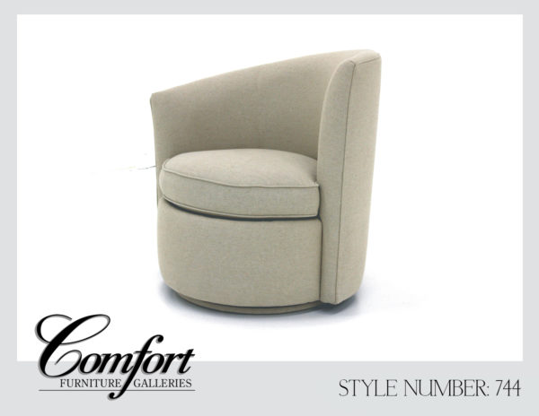 Accent Chairs-744