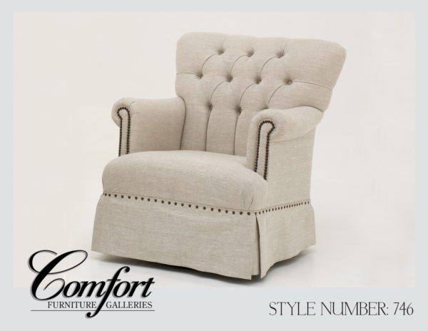 Accent Chairs-746