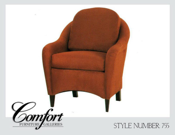 Accent Chairs-755