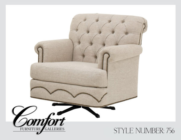 Accent Chairs-756