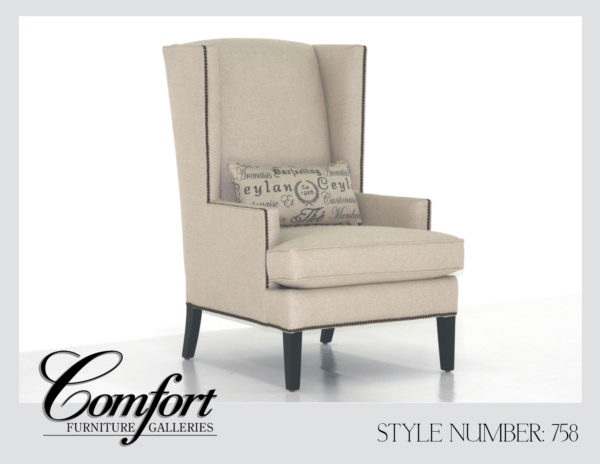 Accent Chairs-758
