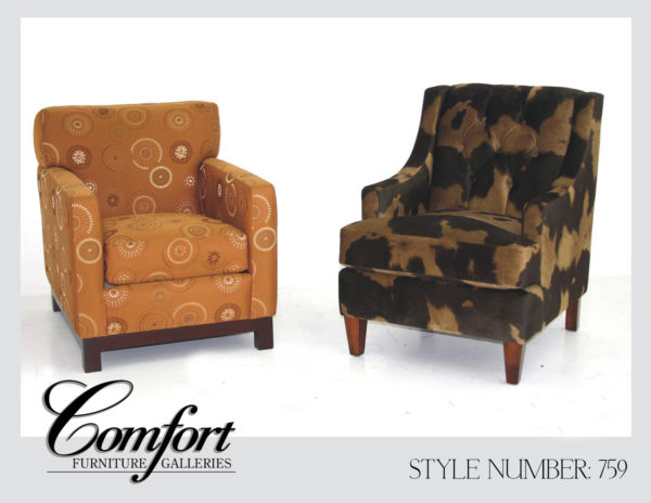 Accent Chairs-759