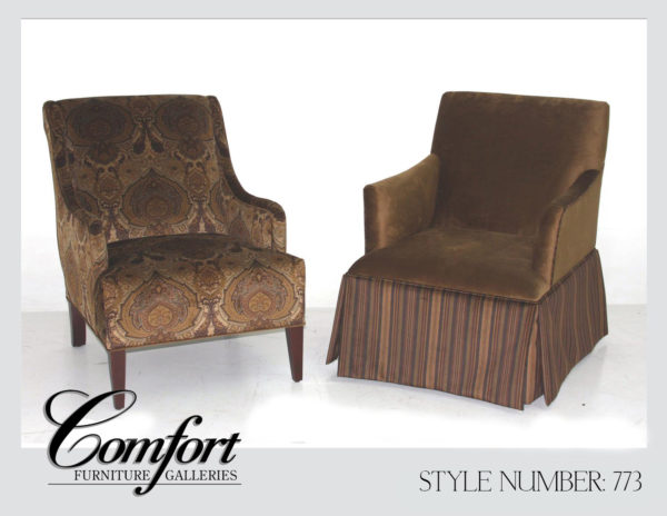 Accent Chairs-773