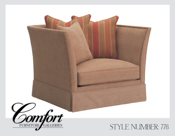 Accent Chairs-778