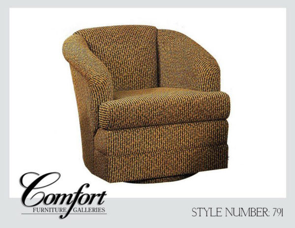 Accent Chairs-791