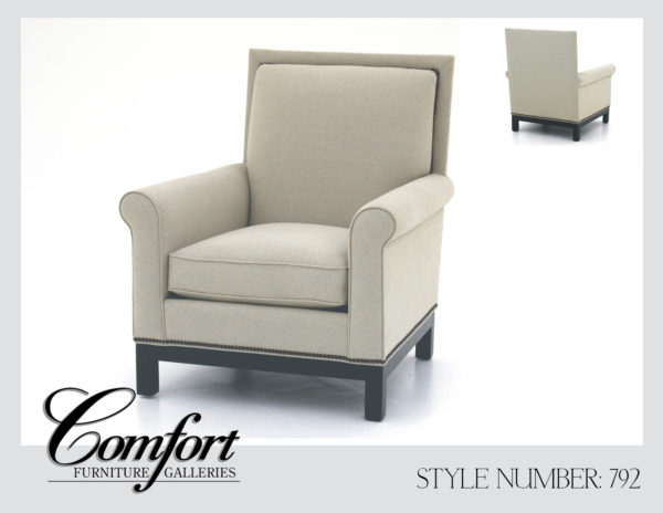 Accent Chairs-792