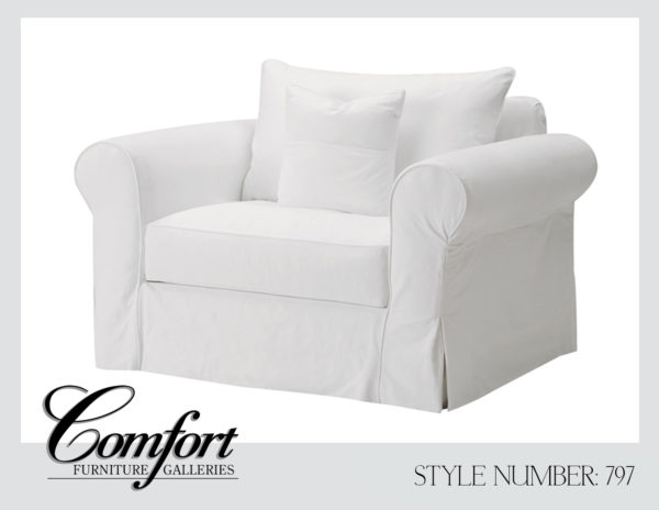 Accent Chairs-797