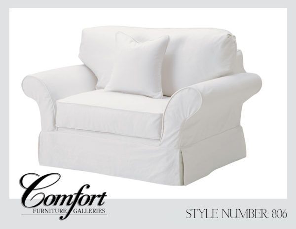 Accent Chairs-806