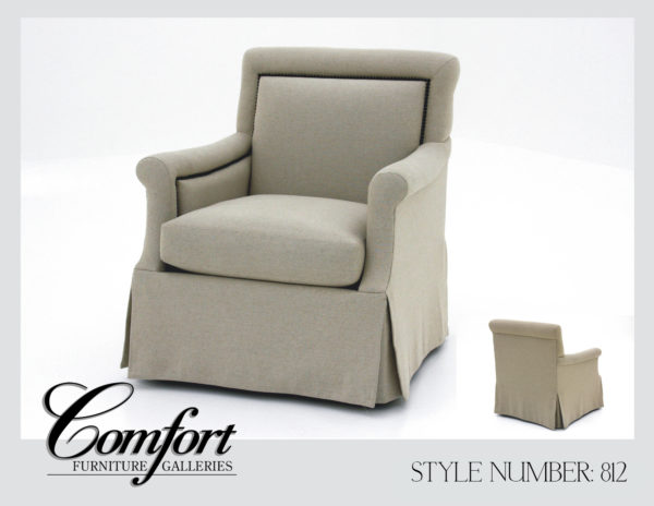 Accent Chairs-812