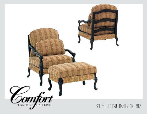 Accent Chairs-817