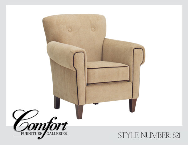 Accent Chairs-821