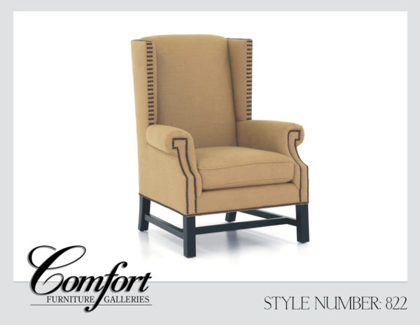 Accent Chairs-822
