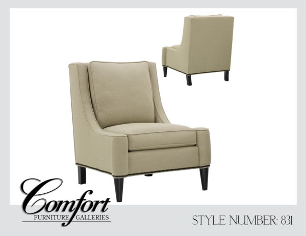 Accent Chairs-831
